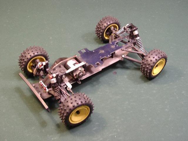 Kyosho Maxxum FF buggy 131