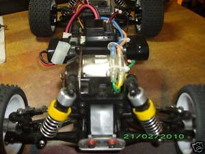Kyosho Maxxum FF buggy 2-5