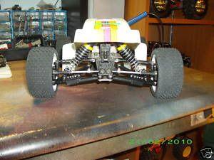 Kyosho Maxxum FF buggy 3-2