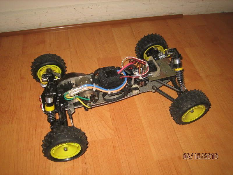 My Kyosho Maxxum FF buggy IMG_1047