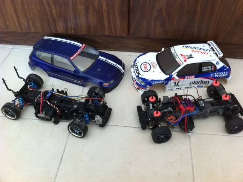 My Tamiya Touring collection... Photo4-1