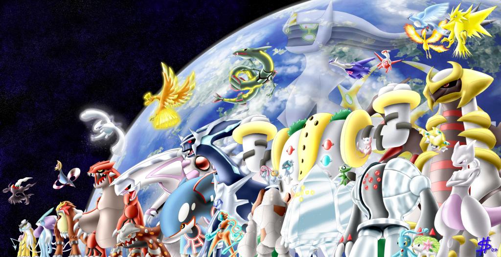 Pokémon HeartGold y SoulSilver: ¡Comienza la oleada de novedades![ACTUALIZANDO] Earthlegendsvm0