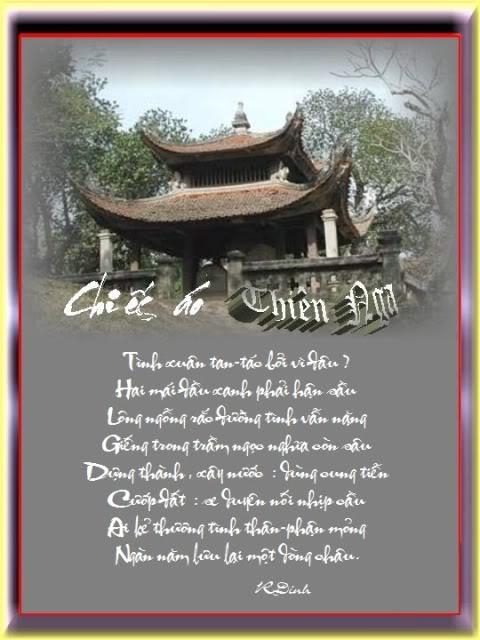 Nỗi lòng Mỵ Châu ChiecAoThienNga
