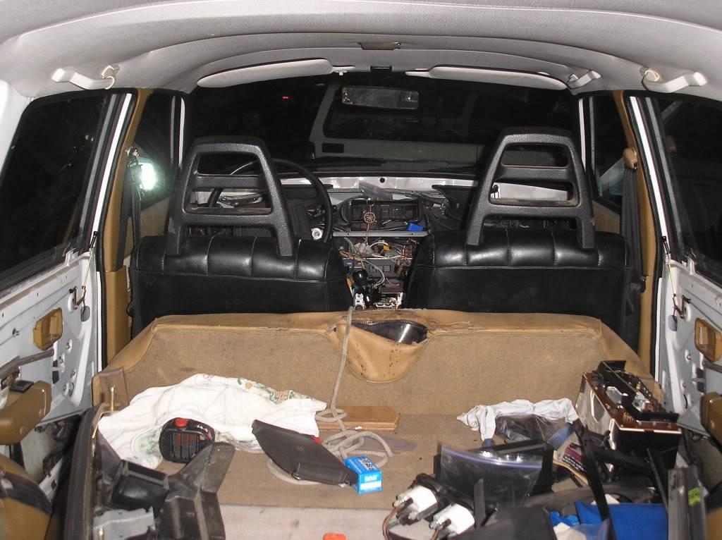 245 GLT Interior Swap