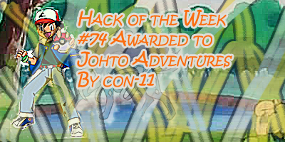 Pokemon Johto Adventures Johtoadventuresawardcopy