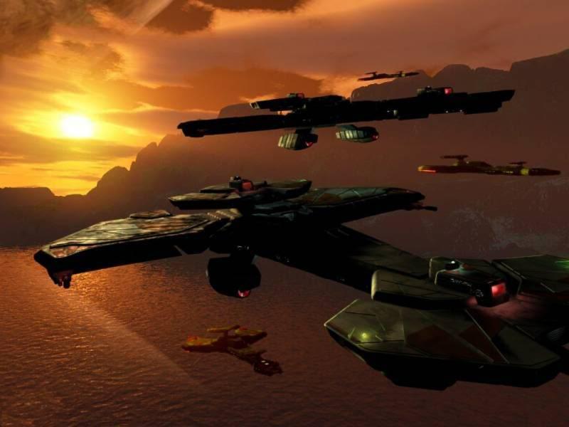 Negh'Var Wallpaper_-_Star_Trek_-_Klingon_Fle