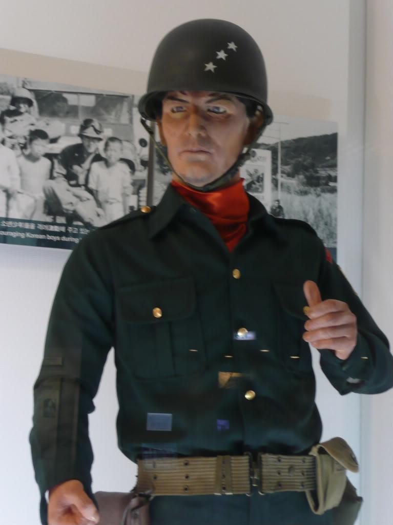 """Colombian """"Batallón de Infantería de Colombia"""" in Korea. 28122008200"""