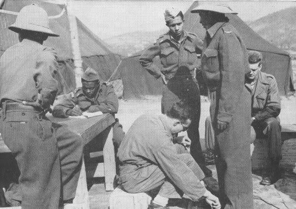 "Ethiopian ""Kagnew"" (Conquerors)  Battalion 47"