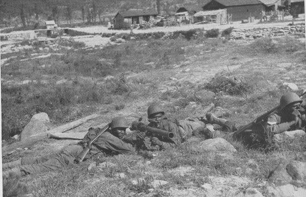 "Ethiopian ""Kagnew"" (Conquerors)  Battalion 59"