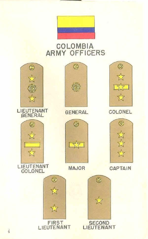 """Colombian """"Batallón de Infantería de Colombia"""" in Korea. Page_04"""