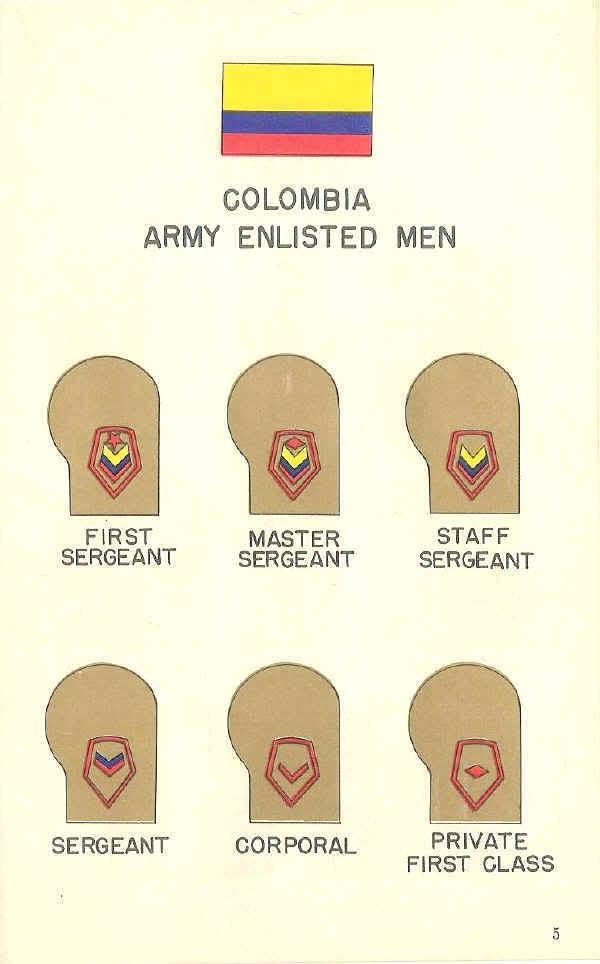 """Colombian """"Batallón de Infantería de Colombia"""" in Korea. Page_05"""