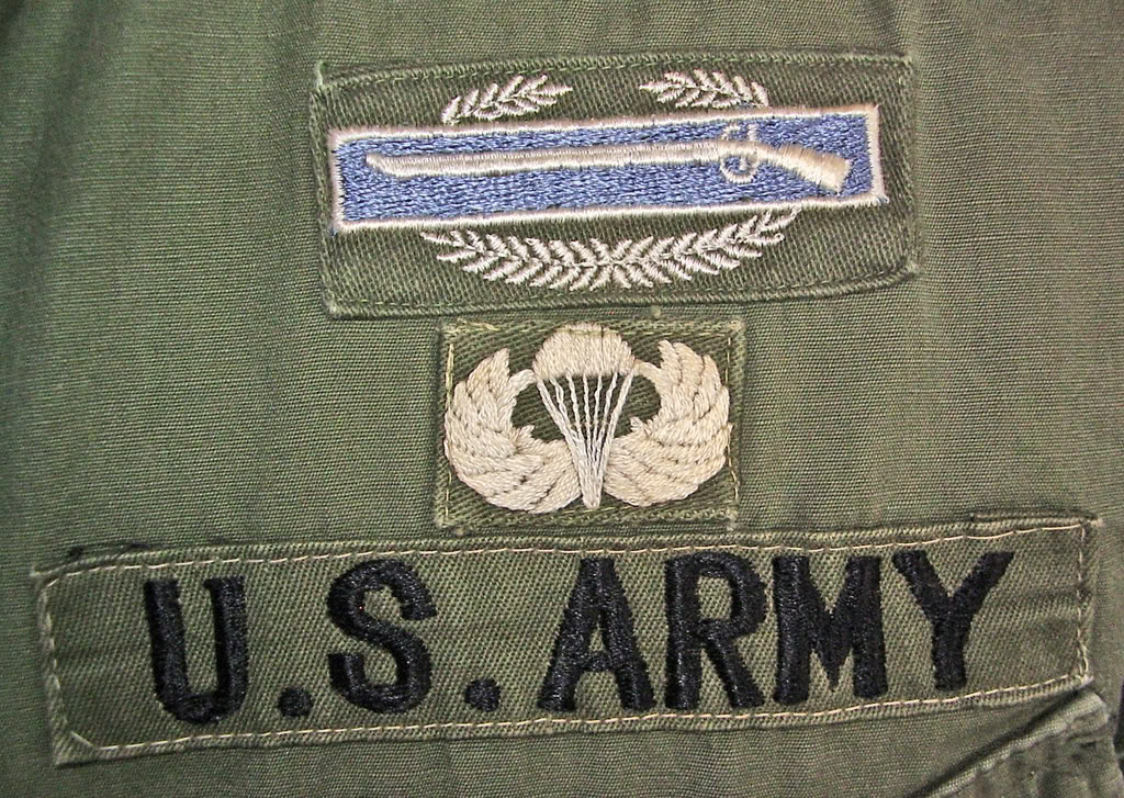 Rip-Stop Jungle Jacket of Captain David B. Havas, Commander Special Forces Det A-433 1968-69. Uniforms320_edited