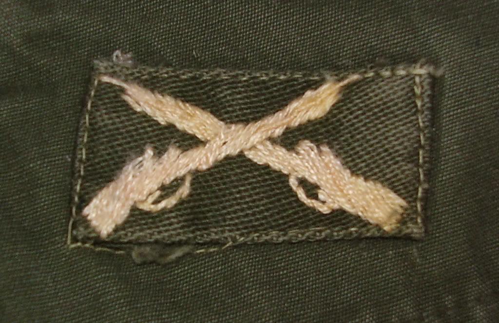 Rip-Stop Jungle Jacket of Captain David B. Havas, Commander Special Forces Det A-433 1968-69. Uniforms324_edited