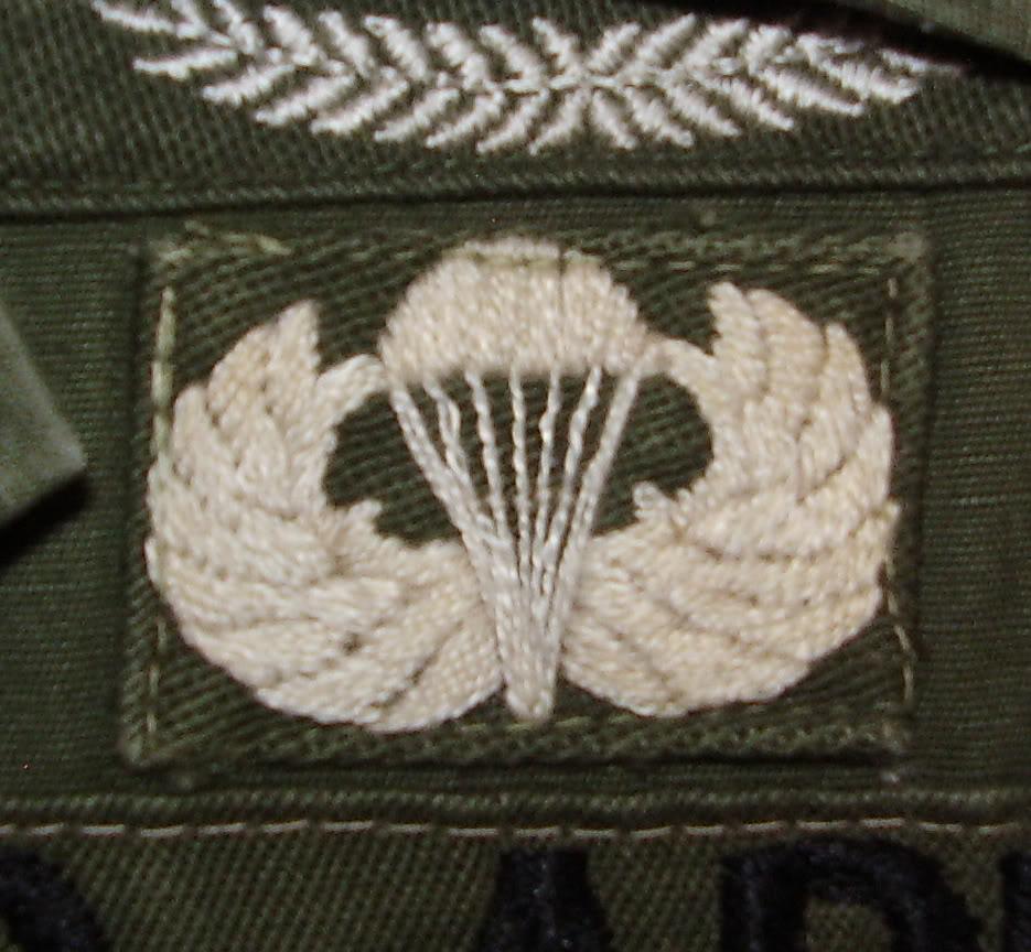 Rip-Stop Jungle Jacket of Captain David B. Havas, Commander Special Forces Det A-433 1968-69. Uniforms333_edited