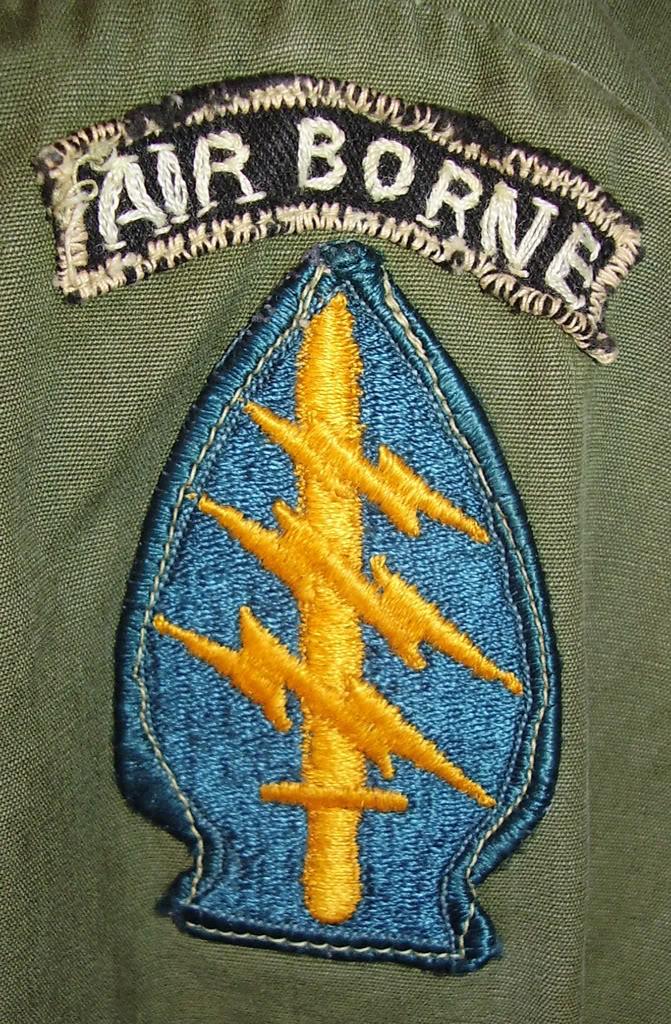 Rip-Stop Jungle Jacket of Captain David B. Havas, Commander Special Forces Det A-433 1968-69. Uniforms335_edited