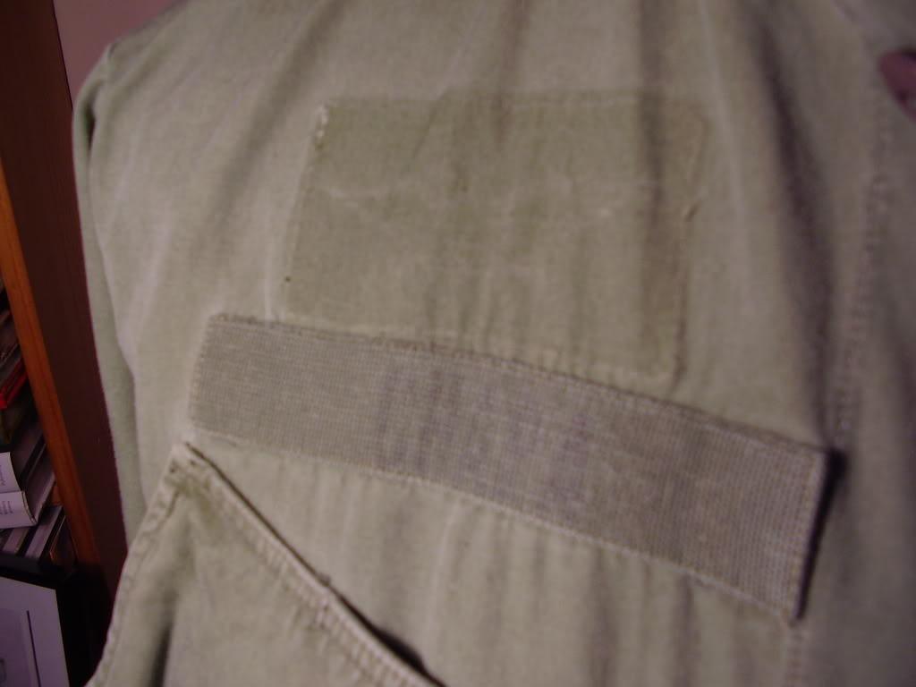 Poplin Jungle Jacket of SFC Humberto (Daniel) V. Chapa MACV-SOG Command and Control North 1968. Uniforms368