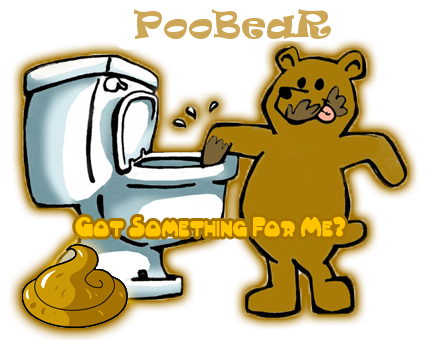 Got some of my creations for u Poobearnew