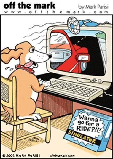 Canine humour.... Dog2
