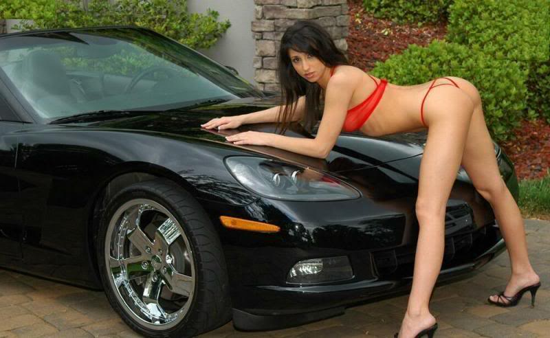 Sexy Bitches with Cars Thread. 396857_399481496775965_1665084704_n