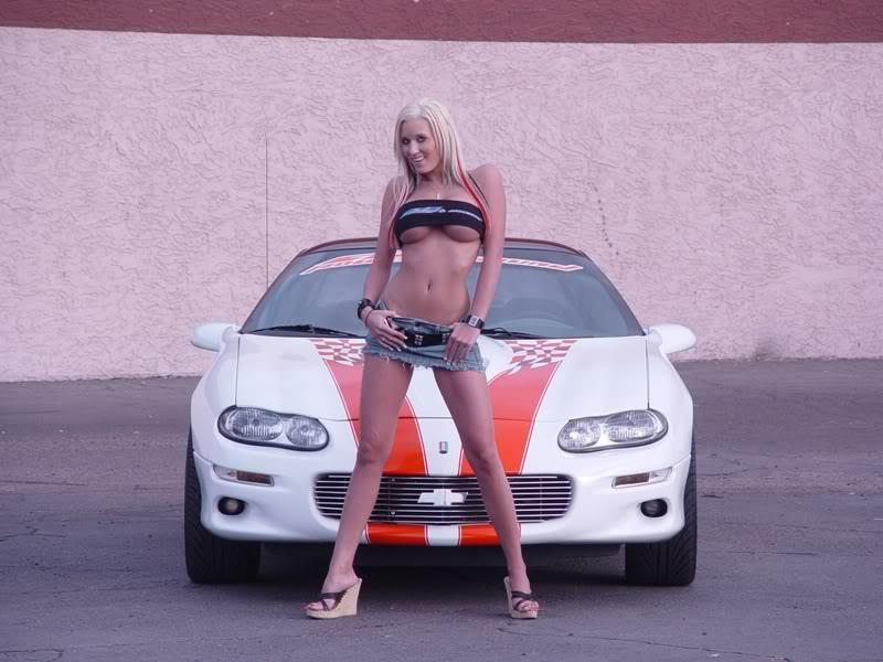 Sexy Bitches with Cars Thread. 528131_399481896775925_1594185581_n