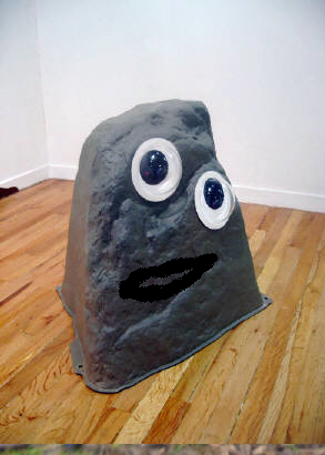 The MB Spirit Animal Guide PetRock
