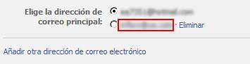 Como eliminar una 2ª cuenta opcional en Facebook ?  A2copia-1