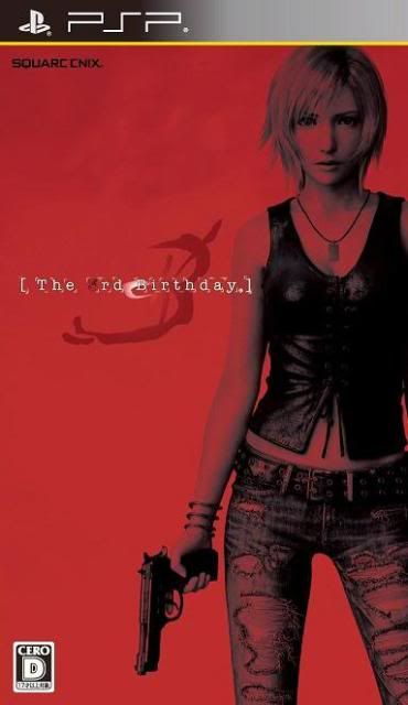 Parasite Eve 3rd Birthday Patched for 5.00m33-6 & all GENS 3rdeq