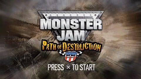 Monster Jam Path of Destruction SjDRk3gWFt