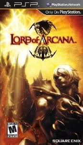 Lord Of Arcana [USA][DEMO] Patched for All CFW Lords