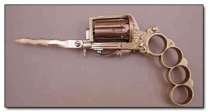 Senjata modifikasi aneh 10
