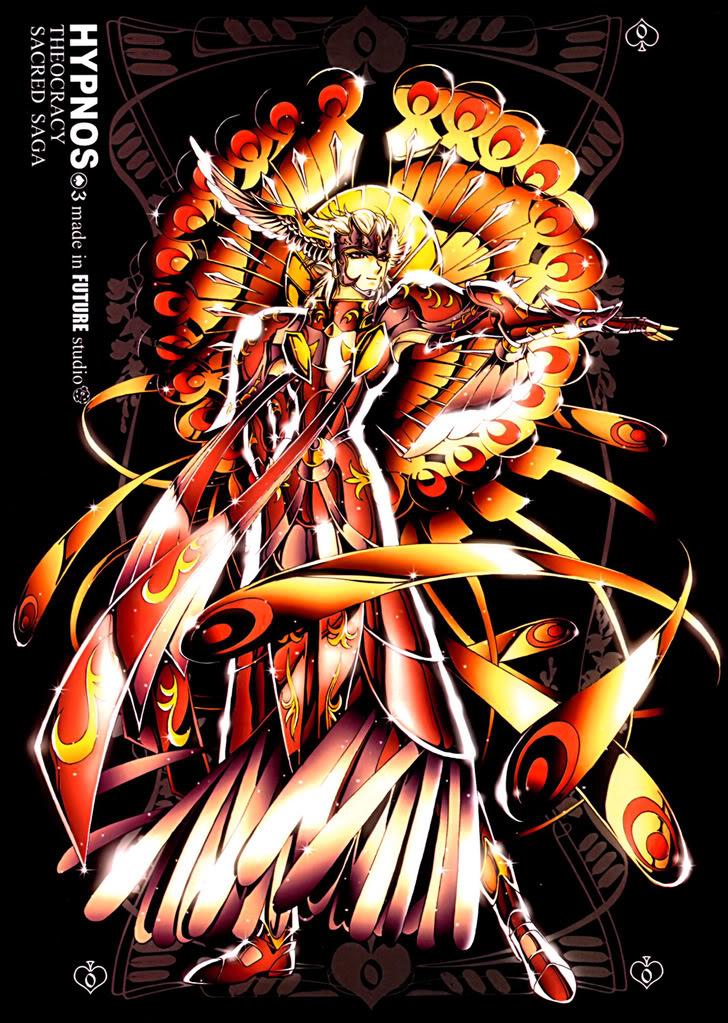 Sacred Sage Art Collection 0-Hypnos
