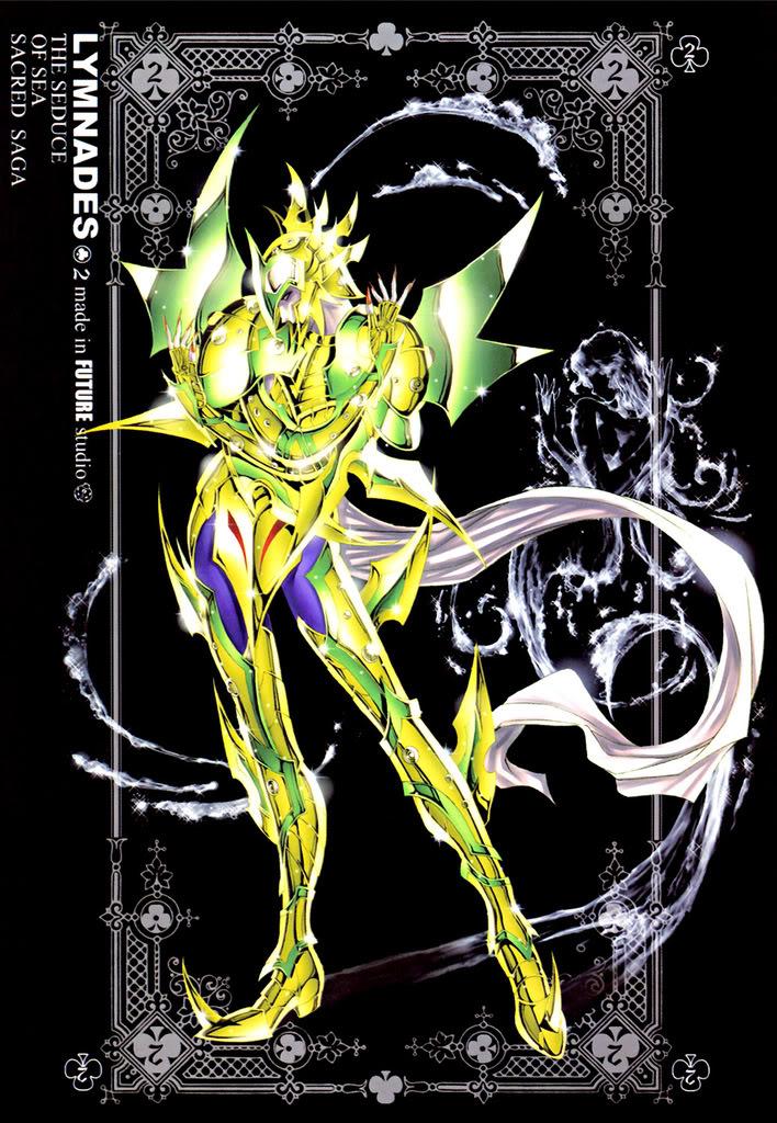 Sacred Sage Art Collection 2-Lymnades
