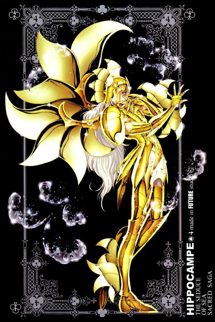 Sacred Sage Art Collection 4-Hippocampe