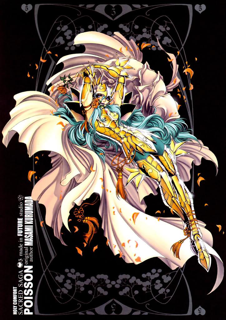 Sacred Sage Art Collection 5-Poison