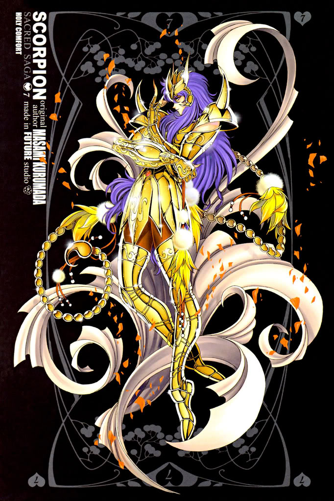 Sacred Sage Art Collection 7-Scorpion