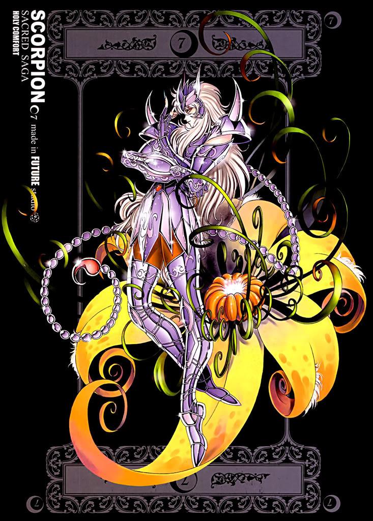 Sacred Sage Art Collection 7-Scorpion2