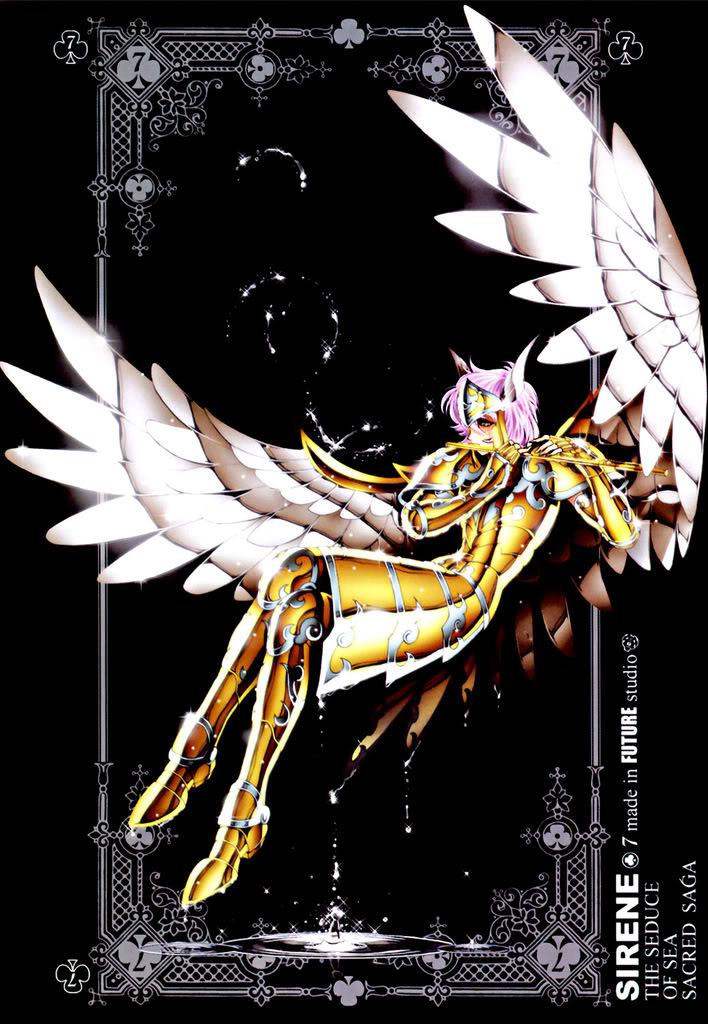 Sacred Sage Art Collection 7-Sirene