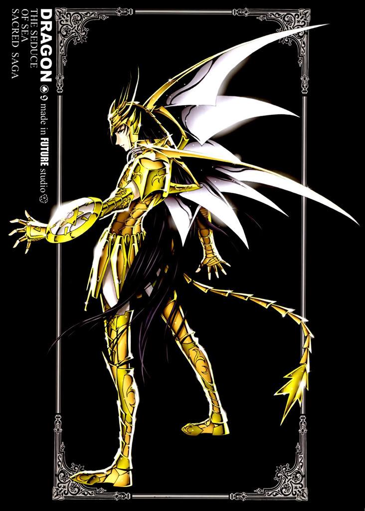 Sacred Sage Art Collection 9-Dragon
