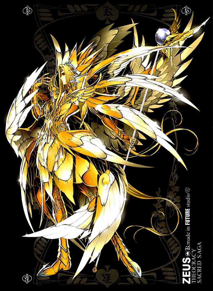 Sacred Sage Art Collection K-Zeus