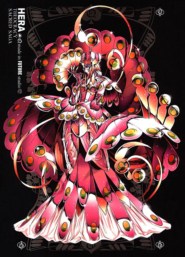 Sacred Sage Art Collection Q-Hera