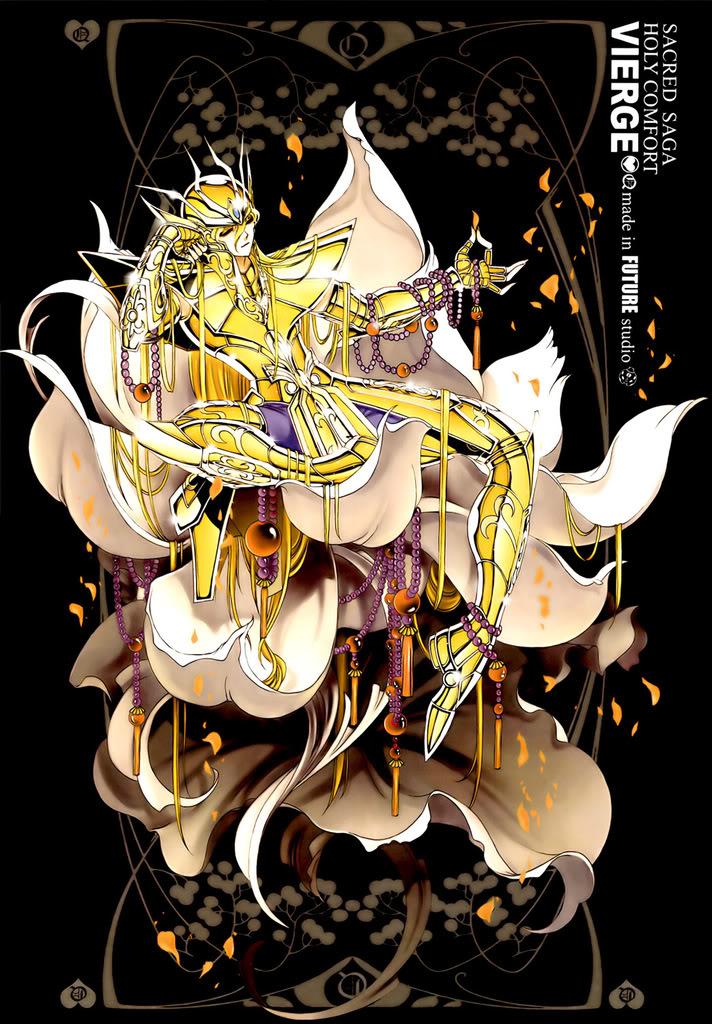 Sacred Sage Art Collection Q-Vierge