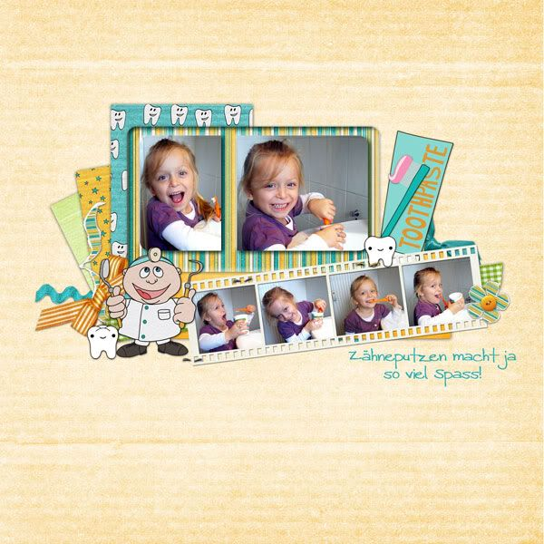 Layouts/Projects and Links by Tanja Just-Smile