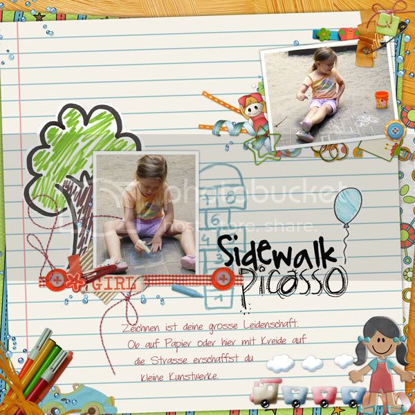 Layouts/Projects and Links by Tanja Sidewalk-Picasso
