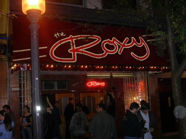 The Roxy Nightclub Roxy-1