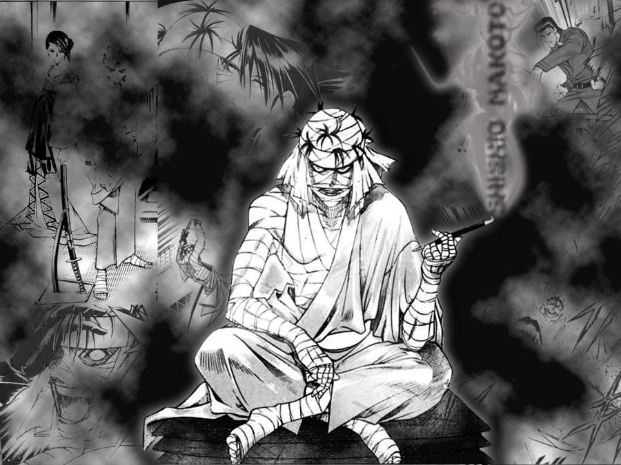 Makoto Baratunde[Complete] Shishio_Makoto_wall_1024x768_by_wor