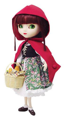 Octobre 2044 - Pullip Little Red Riding Hood Littleredridinghood