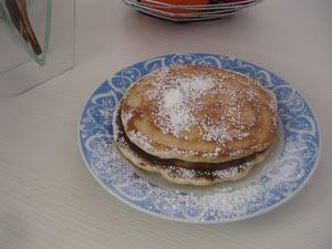 Mi piace cucinare - Pagina 9 Pancakes