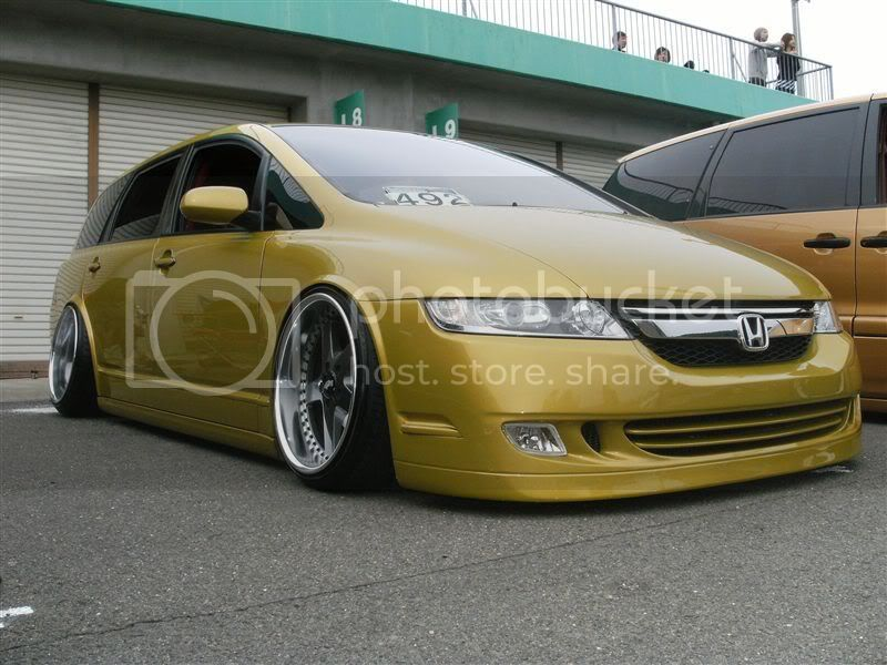 Stanced anyone? - Page 2 Odyssey