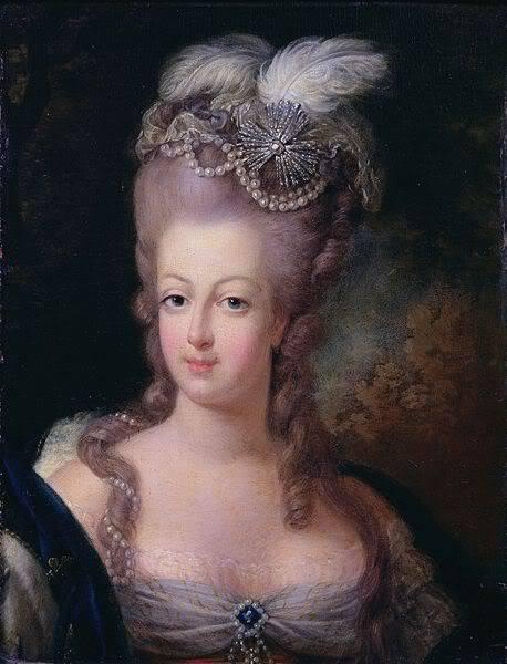 MENUS REALES. DESDE LEONARDO A PICASSO. - Página 4 458px-Marie-Antoinette2C_1775_-_Mus