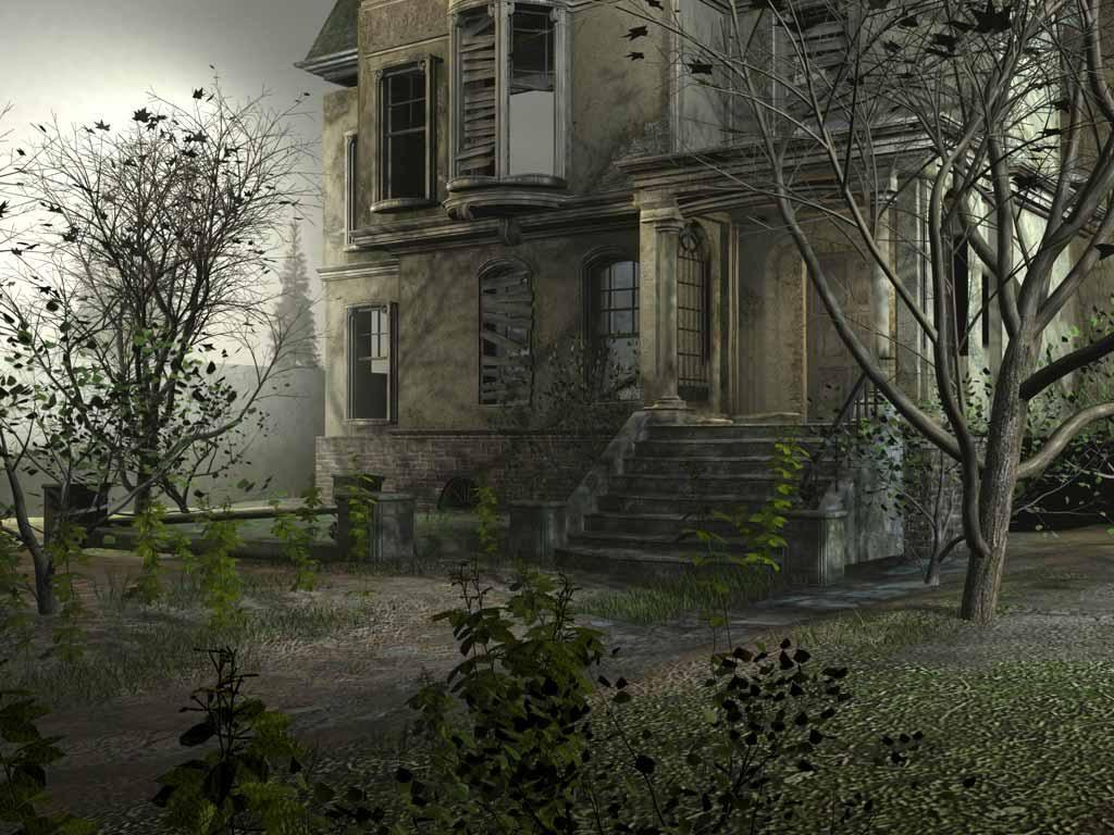 ...Isore... Haunted
